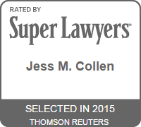 Jess M. Collen superlawyers